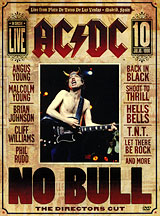 AC/DC: No Bull cd ac dc for those about to rock we salute you remastered