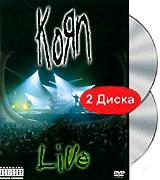 Korn: Live (2 DVD)