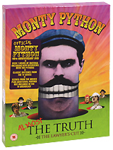 Monty Python: Almost The Truth - The Lawyer's Cut (3 DVD) john le carre a delicate truth
