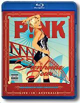 P!nk:  Funhouse Tour.  Live In Australia (Blu-ray) Sony Music