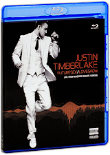 Justin Timberlake: FutureSex / LoveShow. Live From Madison Square Garden (Blu-ray + DVD) francis rossi live from st luke s london blu ray