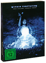 Within Temptation: The Silent Force Tour (2 DVD + CD) pantera pantera reinventing hell the best of pantera cd dvd