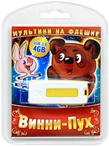 Мультики на флешке: Винни-Пух (USB) умка лесные обитатели с винни пухом