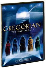 Gregorian: The Masterpieces (DVD + CD) gregorian masters of chant moments of peace in ireland