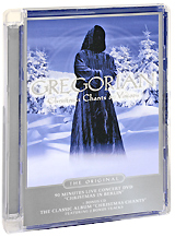 Gregorian: Christmas Chants & Visions (DVD + CD) gregorian masters of chant moments of peace in ireland