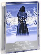 Фото Gregorian: Christmas Chants & Visions (DVD + CD). Покупайте с доставкой по России