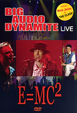 Big Audio Dynamite: Live - E=MC2 dynamite baits xl pineapple