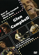 Best Of The Glen Campbell: Music Show pantera pantera reinventing hell the best of pantera cd dvd