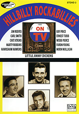 Various Artists: Hillbilly Rockabillies On T.V.