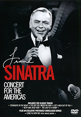 Frank Sinatra: Concert For The Americas frank sinatra best of duets cd