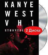 VH1 Storytellers + Kanye West (DVD CD)