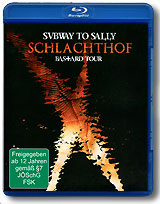 Subway To Sally: Schlachthof (Blu-ray) strauss christian thielemann ariadne auf naxos blu ray