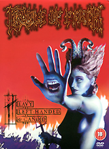 Cradle of Filth - Heavy Left-Handed & Candid from the cradle to enslave виниловая пластинка