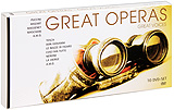 Various: Great Operas - Great Voices (10 DVD) utensils moxibustion box moxa tank querysystem cauterize