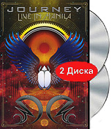 Journey: Live In Manila (2 DVD)