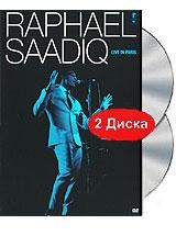 Raphael Saadiq: Live In Paris (DVD + CD) bigbang 2012 bigbang live concert alive tour in seoul release date 2013 01 10 kpop