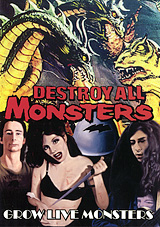 Destroy All Monsters: Grow Live Monsters