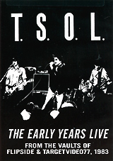 все цены на  T.S.O.L.: Early Years Live  в интернете