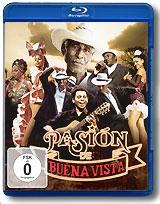 Pasion De Buena Vista (Blu-ray)