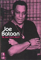 Joe Bataan: Mr. New York Is Back! fania records 1964 1980 the original sound of latin new york 2 cd