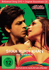 Shah Rukh Khan & Friends: Billu (DVD + CD)