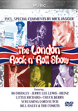 Various Artists: The London Rockn Roll Show