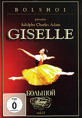 Adolphe Charles Adam: Giselle. Vol. 3