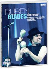 Ruben Blades: Cali Concert (2 DVD) fighting ruben wolfe