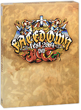 Various Artist: Facedown Fest 2004 (2 DVD) seventh star 100%