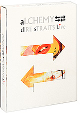 Dire Straits: Alchemy Live (DVD + 2 CD) alice cooper theatre of death live at hammersmith 2009 dvd cd