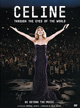 Celine Dion: Through The Eyes Of The World celine dion through the eyes of the world blu ray