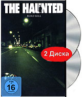 The Haunted: Road Kill (DVD + CD) free shipping black handheld shower set bathroom 8 rian shower head wall mounted shower arm one way mixer set is336