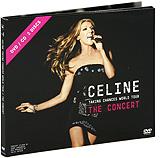 Celine Dion: Taking Chances World Tour - The Concert (DVD + CD) cd диск celine dion the best of 1 cd
