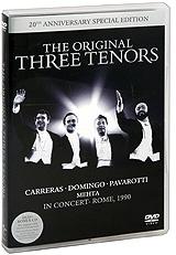 The Original Three Tenors (DVD + CD)