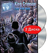 King Crimson: Eyes Wide Open (2 DVD) king s the eyes of the dragon