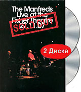 The Manfreds: Sold Out - Live At Fisher Theatre (2 DVD)