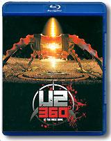 Фото U2: 360° At The Rose Bowl (Blu-ray). Покупайте с доставкой по России