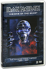 цена на Iron Maiden: Visions Of The Beast (2 DVD)
