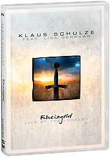 Klaus Schulze & Lisa Gerrard: Rheingold - Live At The Loreley (2 DVD) schulze bluepressline mug