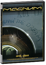 Magnum: Livin The Dream 1978 - 2005 (2 DVD)