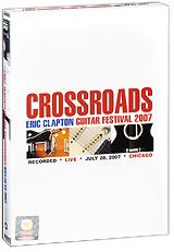 Eric Clapton: Crossroads Guitar Festival 2007 (2 DVD) eric clapton
