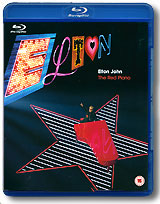 Elton John: The Red Piano (Blu-ray) two rooms celebrating the songs of elton john