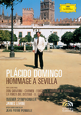 Content: 01. Opening Credits / Vorspann / GeneriqueFederico Moreno Torroba (1891-1982) 02. Sevilla es Sung and conducted by Placido Domingo03. Commentary by / Kommentar von / Commentaire de Placido Domingo Wolfgang Amadeus Mozart (1756-1791) 04. Don Giovanni: