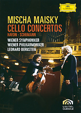 Leonard Bernstein, Haydn, Schumann: Cello Concertos major ii brown
