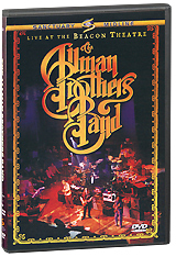 Allman Brothers Band: The Live At The Beacon Theatre (2 DVD) гэри мур the midnight blues band gary moore