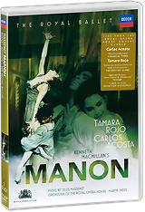 Massenet: Manon (2 DVD) ghada abdelhady new des based on elliptic curve