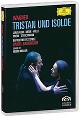 Фото Wagner: Tristan Und Isolde, Barenboim (2 DVD). Покупайте с доставкой по России