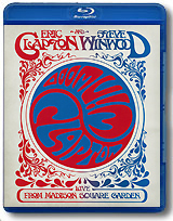 Eric Clapton And Steve Winwood: Live from Madison Square Garden (Blu-ray) eric clapton crossroads guitar festival 2010 2 blu ray