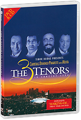 The 3 Tenors In Concert 1994 (DVD + CD) sere