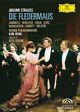 Acclaim for Otto Schenk's quintessentially Viennese 1972 production of Strauss's masterpiece: